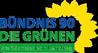 Fraktion BÜNDNIS 90/DIE GRÜNEN im Sächsischen Landtag Logo