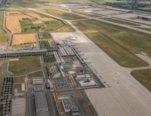 Flughafen Leipzig/Halle: CO2- und Lärmminderung unabdingbar